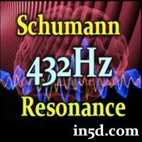 The Schumann Resonance is a frequency of sound generated between the symbiotic relationship of our planet and the cosmos. Many regard this frequency as rising in nature and benevolent to spiritual meditations as well as physical healing