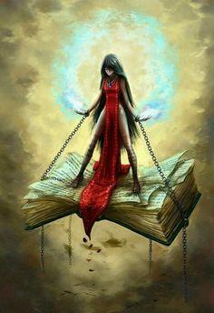 Prisoner of the Spell Book