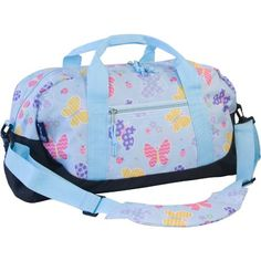 8ddbe0b2dc5 Olive Kids Butterfly Garden Overnighter Duffel Bag    For more information