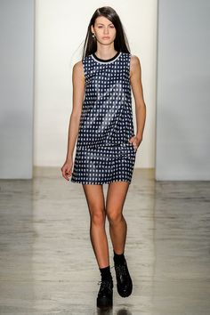 Timo Weiland | Fall 2014 Ready-to-Wear Collection | Style.com