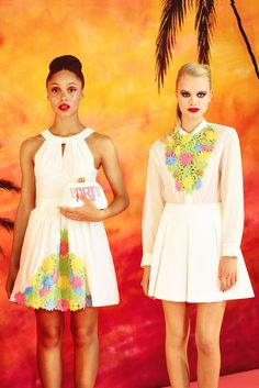 a13e6a18b17 Moschino Cheap And Chic Spring 2014 Ready-to-Wear Fashion Show