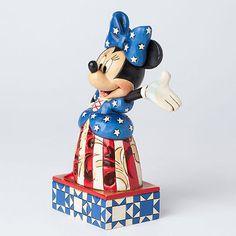 Jim Shore Disney Minnie Mouse