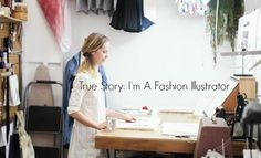 A great career for all those fashion and art students out there!