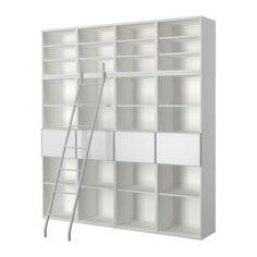 INREDA Ladder. Als alternatief voor de boekenkast ladder.   House ...