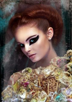 #KarenCasper, the #Helmshore #designer who marries #fashion with #art.