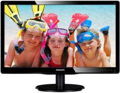 "Philips 246V5LAB/00 - Monitor LCD con SmartControl Lite de 24"", color negro B00CCY8AJU - http://www.comprartabletas.es/philips-246v5lab00-monitor-lcd-con-smartcontrol-lite-de-24-color-negro-b00ccy8aju.html"
