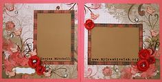 Close To My Heart Scrapbooking Layouts: Roxie