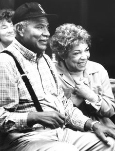 Ossie Davis and Ruby Dee - Married 57 Years.  Actors, Activists, Writers, Poets, 2 amazing human beings.