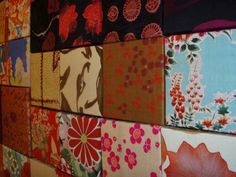 Recycled Kimonos