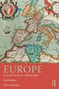 Europe: A Cultural History  Description: This third revised and augmented edition of Peter Rietbergen's highly acclaimed Europe: A Cultural History provides a major and original contribution to the study of Europe. From ancient Babylonian law codes to Pope Urban's call to crusade in 1095 and from Michelangelo on Italian art in 1538 to Sting's songs in the late twentieth century the expressions of the culture that has developed in Europe are diverse and wide-ranging. This exceptional text…