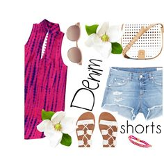 How To Wear shorts Fashion Set Outfit Idea 2017 - Fashion Trends Ready To Wear For Plus Size, Curvy Women Over 20, 30, 40, 50