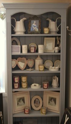 chalk paint billy bookcase - Google Search