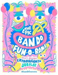 FUN-O-RAMA - ban.do