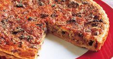 秋の味覚を焼き込んだキッシュ。おもてなしの一品にいかが?|『ELLE gourmet(エル・グルメ)』はおしゃれで簡単なレシピが満載!