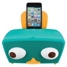 Phineas and Ferb iPod Boombox - tks @Marmota VS Milky