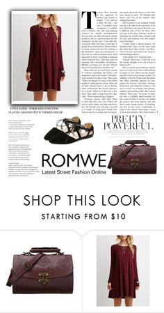 """Romwe 2"" by merima-g98 ❤ liked on Polyvore"