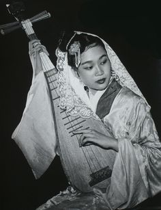 © Francis Wu, 1950s, Classical Chinese Beauties