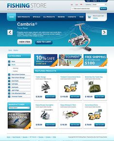 Check this Fishing Lures Online Fishing Store, Fishing Lures, Best Website Templates, Professional Web Design, Ecommerce, Check, E Commerce, Bass Fishing Lures