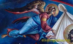 Click image to close this window Michael Angel, Archangel Michael, Byzantine Art, Byzantine Icons, Archangel Raguel, Angel Tattoo For Women, Guardian Angel Pictures, Friend Of God, Church Icon