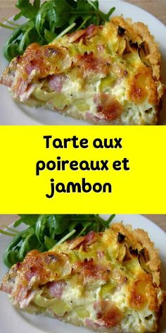 Tart Recipes, Ww Recipes, Cooking Recipes, Healthy Recipes, Family Meals, Entrees, Good Food, Food And Drink, Tasty