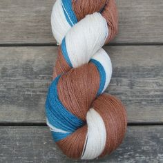 Coos Bay, FeO2, Naked - Yet Trio | Miss Babs Hand-Dyed Yarns & Fibers, Inc.