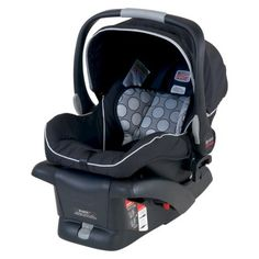 Britax B-Safe Infant Car Seat - Black We ordered this for Lincoln and I am so pleased and impressed. After doing hours of research and comparison, Britax was the clear choice not only for now but for continued carseat decisions. Now to wait on Mr. President to arrive :)