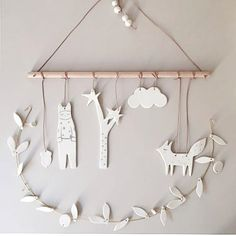 Trendy Clay Art Projects For Kids Sculpture Clay Art Projects, Projects For Kids, Diy For Kids, Crafts For Kids, Arts And Crafts, Clay Christmas Decorations, Christmas Crafts, Nordic Christmas, Holiday Decor