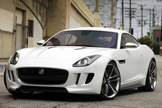 Jaguar C-X16 concept car
