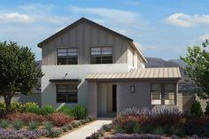 Strada Plan 1B   Modern Farmhouse   Pardee Homes Las Vegas