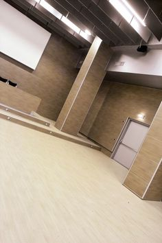 Politecnico Milano (Italy) - Parqwall System by PL (Abet Group)