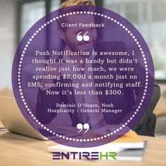 Many of our #clients are experiencing over 100% #growth with the same internal #staff. #EntireHRSoftware #EntireHR #AustralianBusiness #AustralianCompany Things To Think About, Software, Management, Australia, Sayings, Business, Happy, Text Posts, Lyrics
