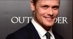 Sam - UK Premiere of Outlander