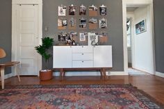 Diy Home: Clipboard Inspiration Wall