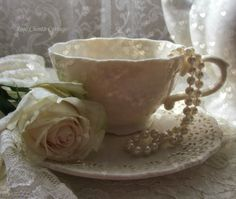Rose Chintz Cottage: Hearts & Flowers Tea