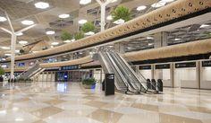 Gallery of Heydar Aliyev International Airport Baku / Autoban - 11