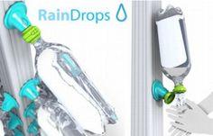 Cosechar agua de lluvia