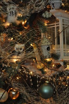 Holiday Home Decor Pics And Examples | Mr fox, Woodland animals ...