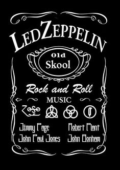LED ZEPPELIN  OLD SKOOL