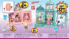 poppen 1 prinses pop 2 speelset klein gebruik sleutel 3 4 medium kat jurk deur magisch avontuur 9 accessoires 5 8 6  folder aanbieding bij Top1Toys(Family)