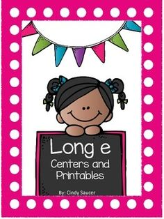 This packet includes activities that can be used to teach or review the long e sound: ea, e, ee, ie.Printables:(1) Write sentences with long e words(2)  Put long e words in ABC order(3)  Use a magnifying glass to search for long e words(4)  Cut out letter tiles and glue in place to make long e words(5)  Fill in the sentence using long e words(6)  Color a hundred's chart to find a long e word(7)  Add to find a long e word(8)  Roll the dice, add, and write the long e word