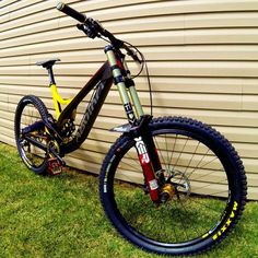 bdce0d4030b 90 Best Bad Ass Mountain Bikes images in 2015 | Bicycles, Biking ...