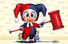 Baby Harley by Nszerdy