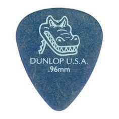 Dunlop Gator Grip Guitar Picks .96mm (12)