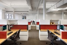 4as nyc advertising agency office design benhar office interiors