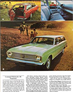 1969 Ford Falcon Ad.