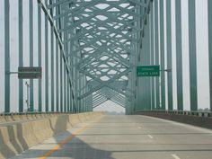 Crossing the Mississippi into Illinois.