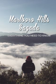 Heading to Sagada for the sea of clouds? You might want to consider Marlboro Hills. Here's a travel guide complete with budge and everything else you need to know. Diy On A Budget, Budget Travel, Travel Guide, Sagada, Travel Around, Middle East, Heavenly, Need To Know, Ph