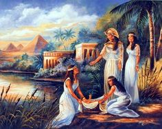 This beautiful Moses rescued from the Nile spiritual poster art print poster will add a fresh vibe to the interiors of your house. This poster surely grabs the attention of your guests and will get you compliments for your excellent choice. Gift this spiritual poster to your dear ones and make them feel special. Order today and enjoy your surroundings.