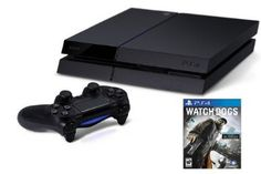 PlayStation 4 Watch Dogs Launch Day Bundle: Video Games on PlayStation 4 #PS4 #Gaming