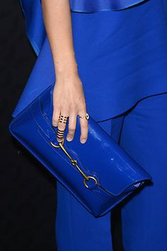 Gucci. This blue is gorg!